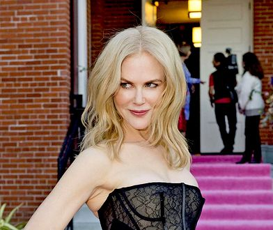 Nicole Kidman w szokującej charakteryzacji. Aktorka znowu się oszpeciła