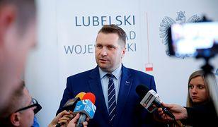 Wojewoda lubelski Przemysław Czarnek pozywa wykładowcę UMCS Tomasza Kitlińskiego