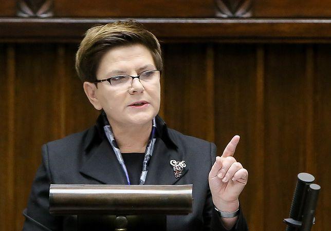 PiS: Beata Szydło będzie ubiegać się po raz trzeci o stanowisko w PE? Jacek Sasin nie wyklucza takiej opcji