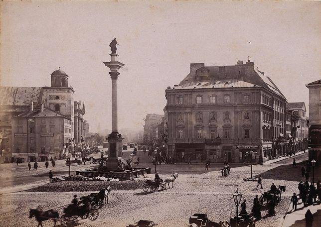 Warszawa w latach 1890-1899 [Niesamowite zdjęcia]
