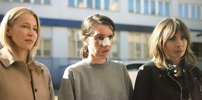 """Szapołowska cieszy się ze wstydliwej nagrody. """"Film zarobi jeszcze wiecej"""""""