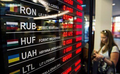 Ostry wzrost kursu rubla. To najmocniejsza waluta w tym roku