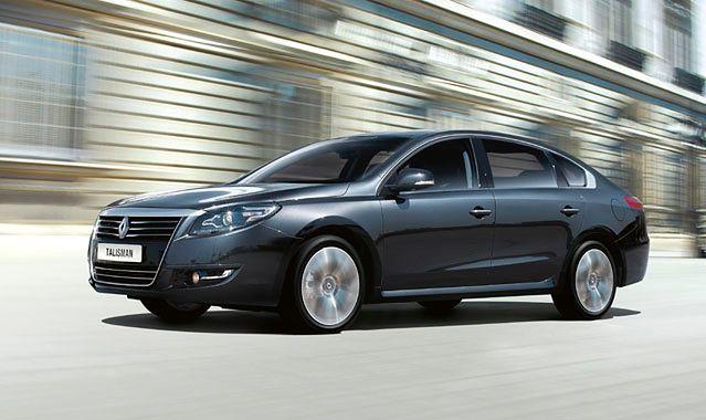 Renault Talisman: limuzyna za rozsądną cenę