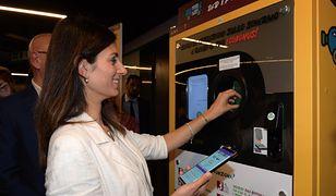 Bilety na metro za butelki. Recyklingowa akcja w Rzymie