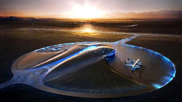 Gateway to Space: port do lotów kosmicznych otwarty