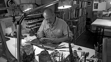 Nie żyje Benoit Sokal. Twórca Syberii miał 66 lat - Benoit Sokal zmarł w wieku 66 lat