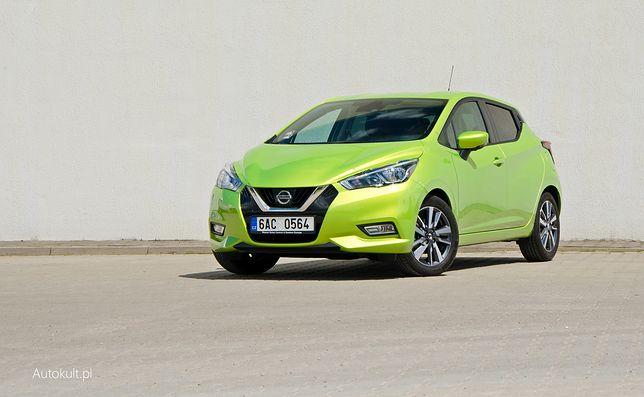 Nowy Nissan Micra, oferowany dalej z oszczędnym silnikiem diesla