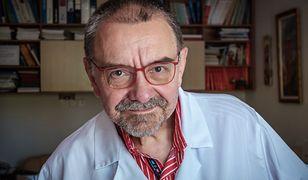 """Wspomnienie prof. Romualda Dębskiego. """"Z gęby nie należy robić cholewy"""""""