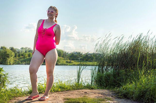Dla 73 proc. kobiet wyjście na plażę to stres. Bez względu na rozmiar.