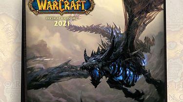 Niespodzianka dla fanów uniwersum Warcrafta – po raz pierwszy w Polsce oficjalny ścienny kalendarz World of Warcraft na 2021 rok