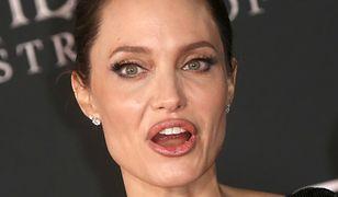 Córka Angeliny Jolie chce uciec z domu. Ma dość. Błaga o życie z tatą