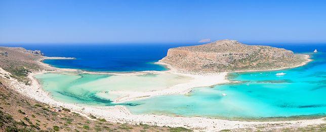 Atrakcje Krety - Falasarna - Kreta - wyjątkowe plaże