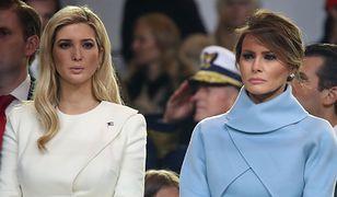 Melania Trump wyszła z cienia Ivanki