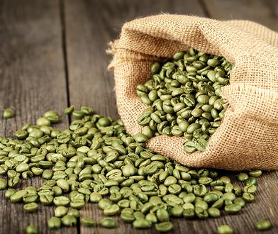 Zielona kawa to skuteczna pomoc w odchudzaniu.