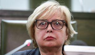 Małgorzata Gersdorf to profesor prawa, od 2014 r. sprawuje funkcję Pierwszego Prezesa Sądu Najwyższego.
