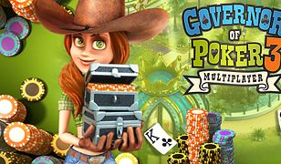 """Gry dla dziewczyn - """"Governor of Poker 3"""""""