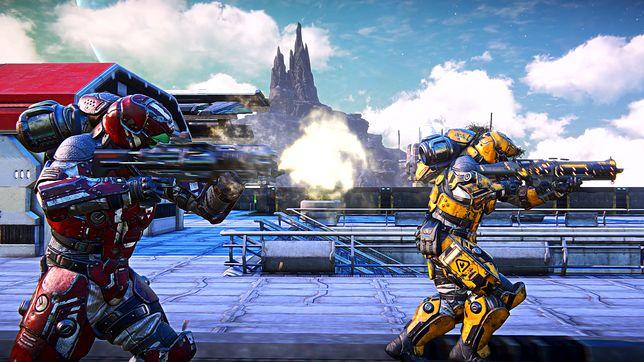 """Battle royale na 500 osób. Nadchodzi """"PlanetSide Arena"""""""
