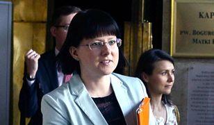 """Kaja Godek jest pełnomocniczką komitetu """"Zatrzymaj Aborcję"""""""