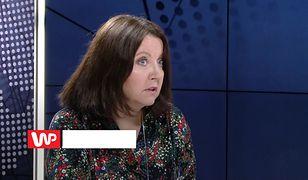Lichocka: Bardzo chcemy już ten protest zakończyć