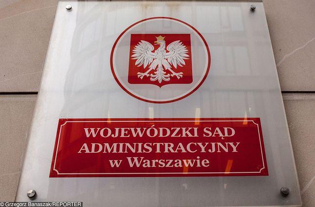 Sędzia Tomasz Szmydt pracuje w WSA w Warszawie
