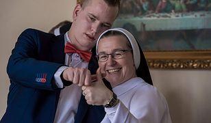 Siostra Eliza Myk pracuje w Domu Pomocy Społecznej w Broniszewicach.