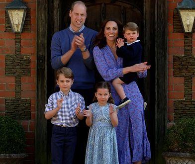 Kate Middleton i książę William zabiorą dzieci na wakacje