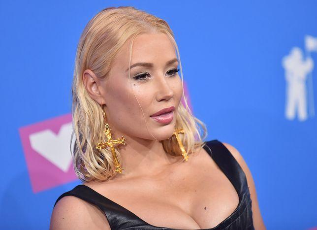 Raperka Iggy Azalea usunęła konta w mediach społecznościowych