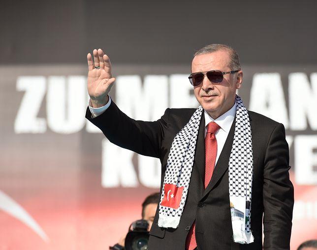 Zniesienie stanu wyjątkowego było jedną z obietnic wyborczych Recepa Erdogana