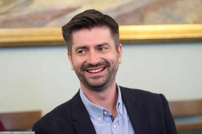 Poseł Lewicy Krzysztof Śmiszek: Robert Biedroń może zostać kandydatem w wyborach prezydenckich.