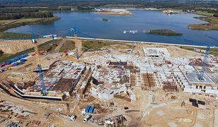 Budowa największego aquaparku w Europie. Są postępy