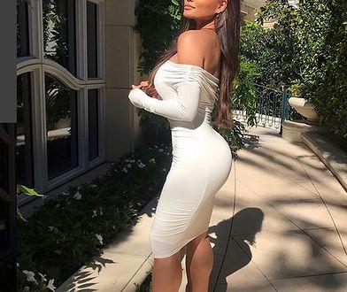 Daphne Joy kusi w sieci