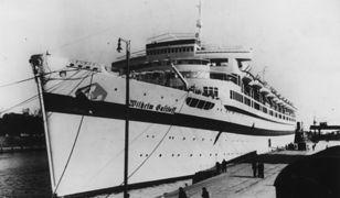 Wilhelm Gustloff został zatopiony w 1945 r.