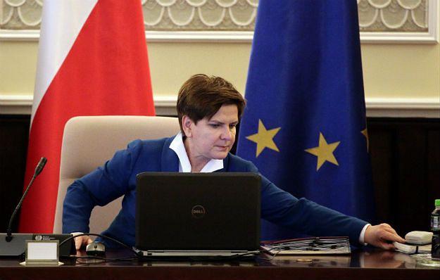 Beata Szydło: rząd będzie aktywny w debacie w UE nt. Polski