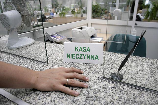 Bank zablokował dostęp do blisko 30 tys. rachunków