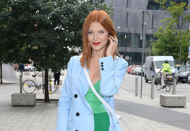 Ada Fijał przez wielu uznawana jest za jedną z najlepiej ubranych gwiazd