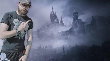 Zamek Lady Dimitrescu. Architektura w Resident Evil Village - Resident Evil Village okiem archigame.pl