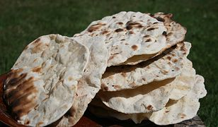 Grillowe pszenne placki na kefirze. Konkurencja dla chrupkiego pieczywa