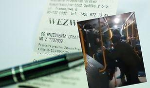 Kontrolerzy MPK w Łodzi zwolnieni po ataku na pasażera