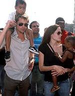 Brad Pitt i Angelina Jolie zamieszkają w Niemczech