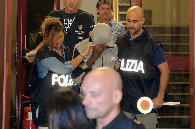 Przełom w sprawie napadu w Rimini. Guerlin Butungu przyznał się do winy