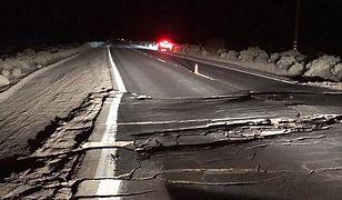 Dwa silne trzęsienia ziemi uderzyły w ciągu zaledwie 48 godzin