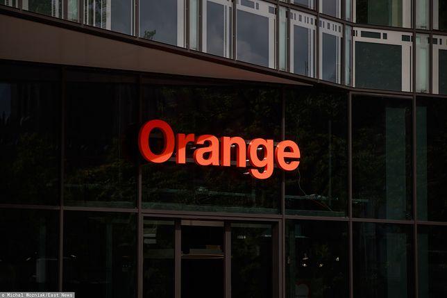 Awaria w Orange