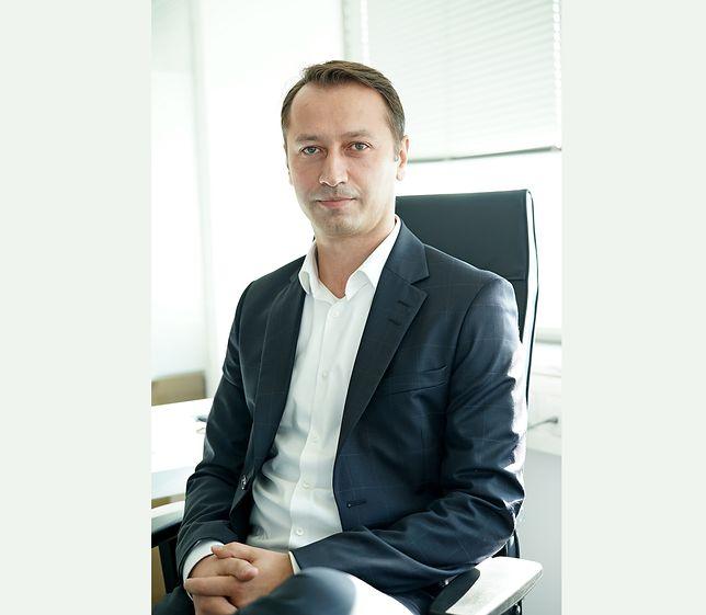 Lucian Radulescu, szef Sony w Polsce