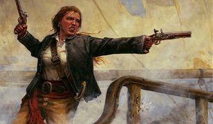 Kobiety na morzu zajmowały się m.in. piractwem – jak Anne Bonny