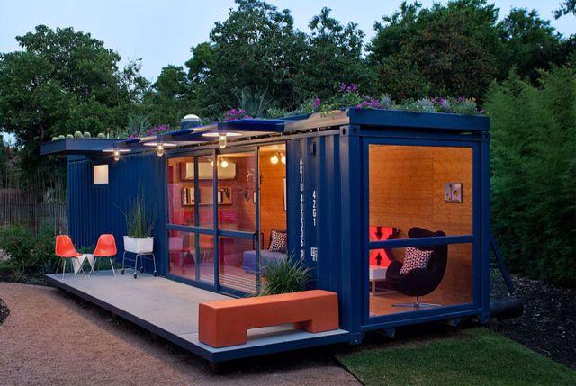 Małe domy o ciekawym designie
