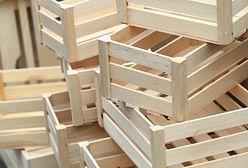 Zwykła drewniana skrzynka: umebluje i udekoruje twoje wnętrza