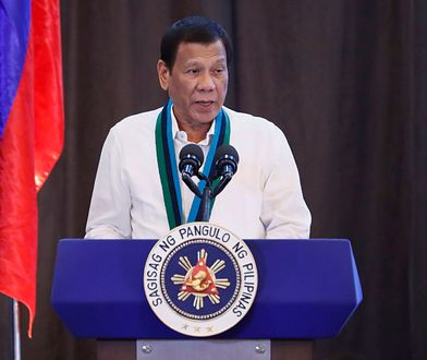 Filipiny: Prezydent Rodrigo Duterte wypowiedział umowę wojskową z USA