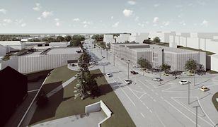 Bielsko-Biała. Ma być parking. Na razie będzie dokumentacja projektowa