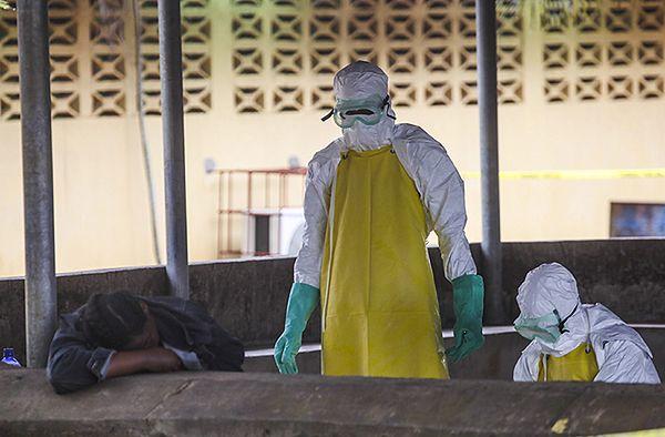 Podejrzenie wirusa eboli w Niemczech i Szwecji