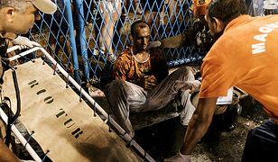 Wypadek podczas karnawału w Rio